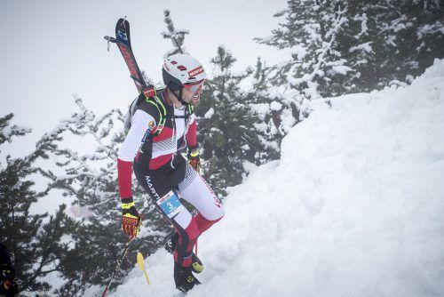 Der Vorarlberger Daniel Zugg war mit seiner Platzierung zufrieden.Colleselli