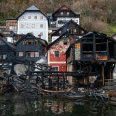 Ermittlungen nach Großbrand im Weltkulturerbe-Ort Hallstatt