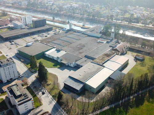 122 Jahre war die Spinnerei Gisingen in Betrieb, 2016 wurde sie geschlossen. stadt
