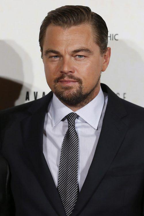 DiCaprio ist mit dem brasilianischen Präsidenten Bolsonaro aneinandergeraten. Ap