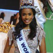 Miss World kommt aus Jamaika