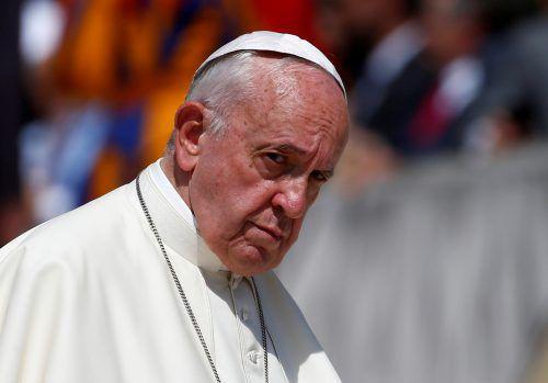 """Die Aufhebung durch den Papst sei eine """"epochale"""" Entscheidung. reuters"""
