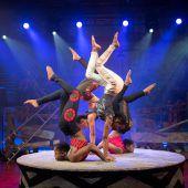 Circus der Sinne