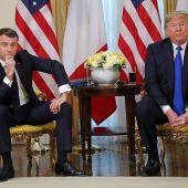 Streit zum Auftakt des Nato-Gipfels