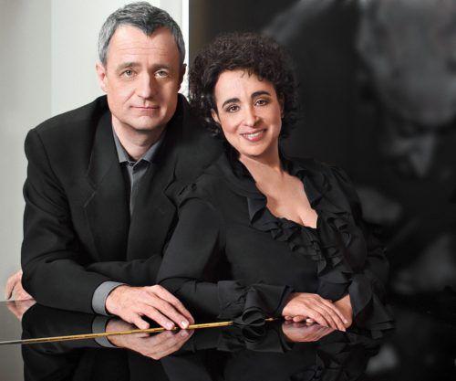 Die israelische Pianistin Yaara Tal und ihr deutscher Partner Andreas Groethuysen bilden heute eines der weltweit führenden Klavierduos und konzertieren in den renommiertesten Konzertsälen der Welt.duo groethuysen/Tal