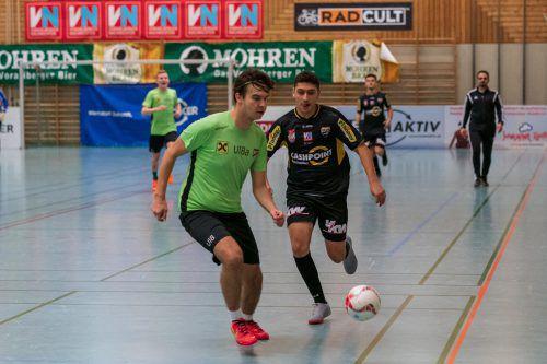 Sowohl die Austria Lustenau Juniors als auch das Junior-Team des SCR Altach zeigten im Verlauf der Vorrunde starke Leistungen.Stiplovsek