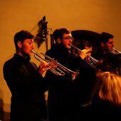 Weihnachtliche Brass-Klänge für den guten Zweck