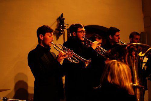 Mit einem Online-Konzert wird musikalisch auf Weihnachten eingestimmt.TSK
