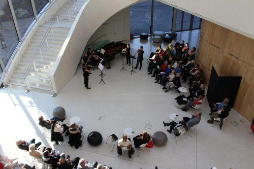 Die Konzertreihe des Landeskonservatoriums erfreut sich in Feldkirch immer größerer Beliebtheit. Heilmann (2)