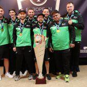 Championsleague im Tischfußball gewonnen