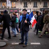 Frankreich wegen Pensionsreform im Ausnahmezustand