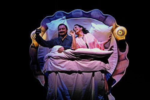 """""""Die schöne Helena"""" von Offenbach hat ein hohes musikalisches Niveau und bietet großen Spaß mit feinen Seitenhieben.Theater/Etter"""