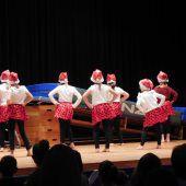 Mäderer Turner laden zum Nikolausturnen