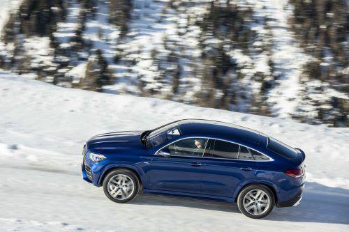 Die VN sind ihn bereits gefahren: Nur kurz nachdem Mercedes den GLE neu aufgelegt hat, reichen die Stuttgarter die Coupé-Version nach.Werk
