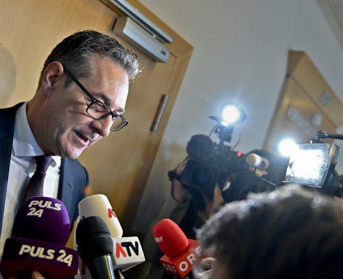 Die Wiener FPÖ hat das letzte Wort zu Straches freiheitlicher Zukunft.APA