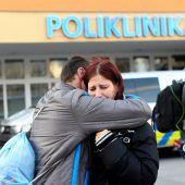 Gewalttat in tschechischem Spital fordert sechs Todesopfer