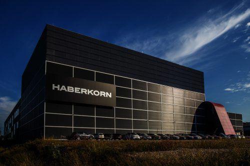 Eineinhalb Jahre nach Beginn der Bauarbeiten ging die neue Logistik bei Haberkorn in Wolfurt erfolgreich in Betrieb. Haberkorn