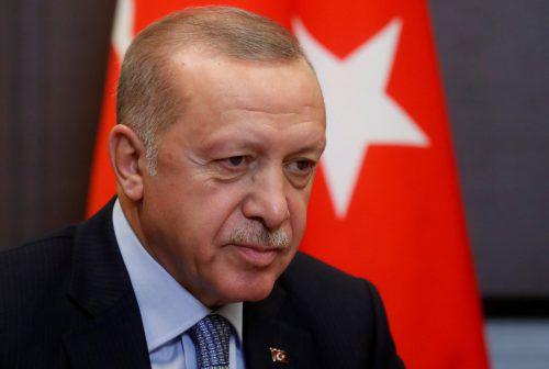 Erdogans Bündnis mit Sarraj berührt die Migrationsproblematik. reuters