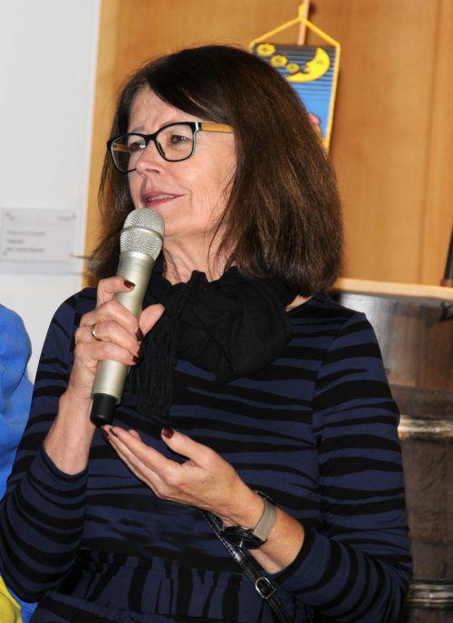 Eva-Maria Mair soll am 19. Dezember Gemeindechefin werden. AJK