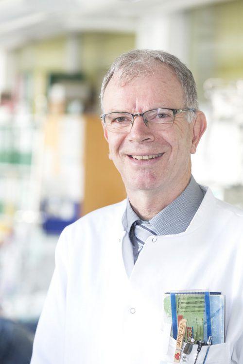 Das Team der mobilen Dialyse aus dem LKH Feldkirch betreute in den vergangenen zehn Jahren 65 Dialysepatienten. KHBG