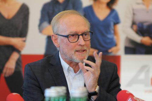 Feldkircher Stadtrat und AK-Direktor Rainer Keckeis verweist auf KliNaWo.