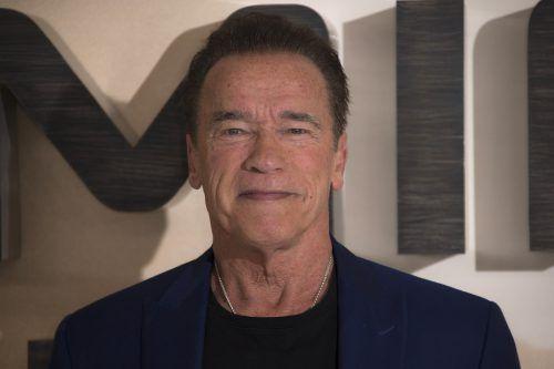 """Am Montag wurde die erste Ausgabe der Online-Gesprächsreihe """"Arnold's Stammtisch"""" veröffentlicht. ap"""