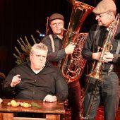 George Nussbaumer und Sonus Brass begeistern mit Hänsel und Gretel. D7