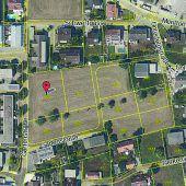 Boden in Wolfurt für 1,26 Millionen Euro verkauft