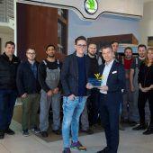 11 bis 50 Mitarbeiter. Montfort Garage Kraftfahrzeug GmbH Bürs