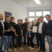 unter 10 Mitarbeiter. Speedup Automation HD GmbH