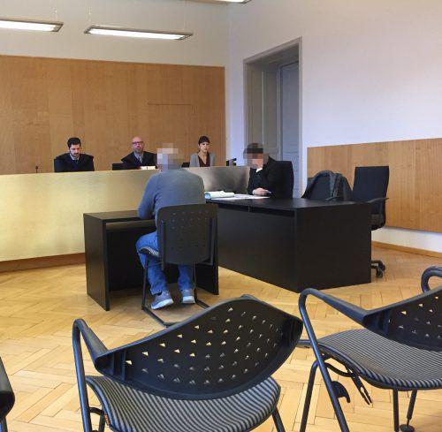Der 63-Jähriger erbat nach der Urteilsverkündung Bedenkzeit.VN/GS