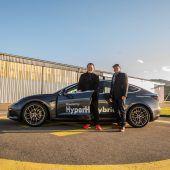 Testfahrt mit Prototyp: So will Lustenauer Firma den Automarkt revolutionieren. F1
