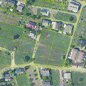 Grundstück in Dornbirn für 1,2 Millionen Euro verkauft
