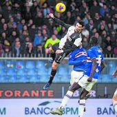 Ronaldo setzt die Physik außer Kraft