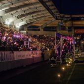 Stimmungsvoller Advent in der Altach-Arena
