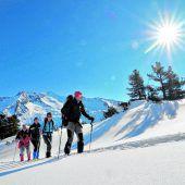 Auf leisen Sohlen in Osttirol