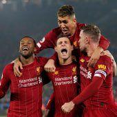Reds nicht zu stoppen