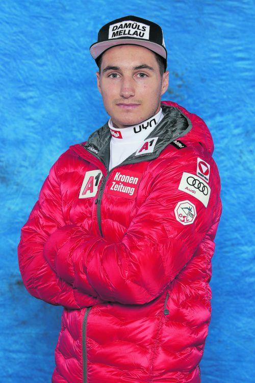 Für Patrick Feurstein gab es im ersten Saison-Europacuprennen Platz sieben.gepa