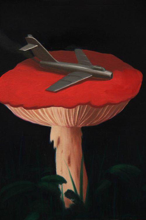 Gemälde von Mihael Milunovic befinden sich beispielsweise auch im Museum moderner Kunst in Wien. AG