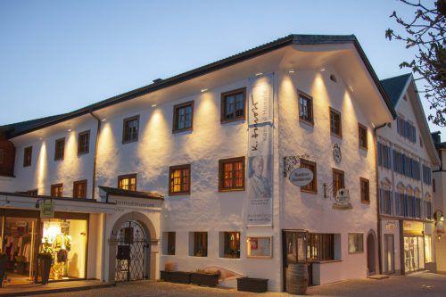 Im Montafoner Heimatmuseum in Schruns wird übermorgen viel geboten. Stand/Meznar