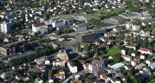 Im Rahmen des Prozesses zur Entwicklung einer Marke Vorarlberg wird der Campus V weiter ausgebaut. land