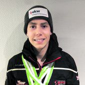 Marco Feurstein mit zweiSiegen beim ARGE-Alp-Cup