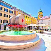 Der Brunnen amIvan-Kobler-Platz