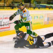 Volles Eishockeyprogrammam Stefanitag