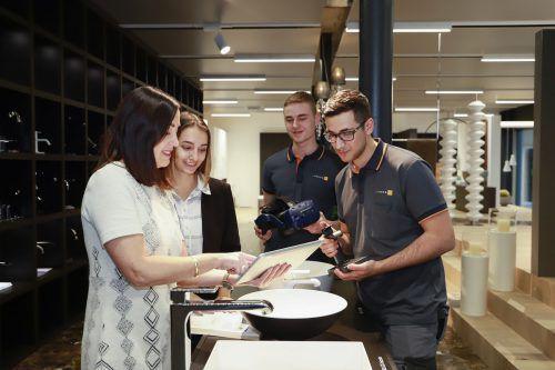Inhaus gehört zu den ersten Ausbildungsbetrieben in Vorarlberg, die Lehrlinge im neuen Lehrberuf E-Commerce Kaufmann/-frau ausbilden. inhaus