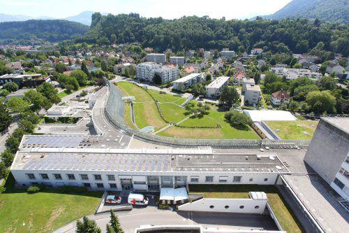 Ins Landeskrankenhaus Feldkirch wird auch im kommenden Jahr viel investiert.VN/HB