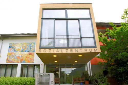 Ins Sozialzentrum Frastanz fließen im kommenden Jahr210.000 Euro. H. Koeck
