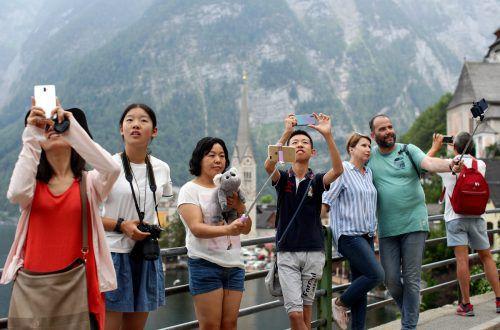 Jedes Jahr besuchen mehr als eine Million Tagesgäste aus aller Welt den Ort. Reuters