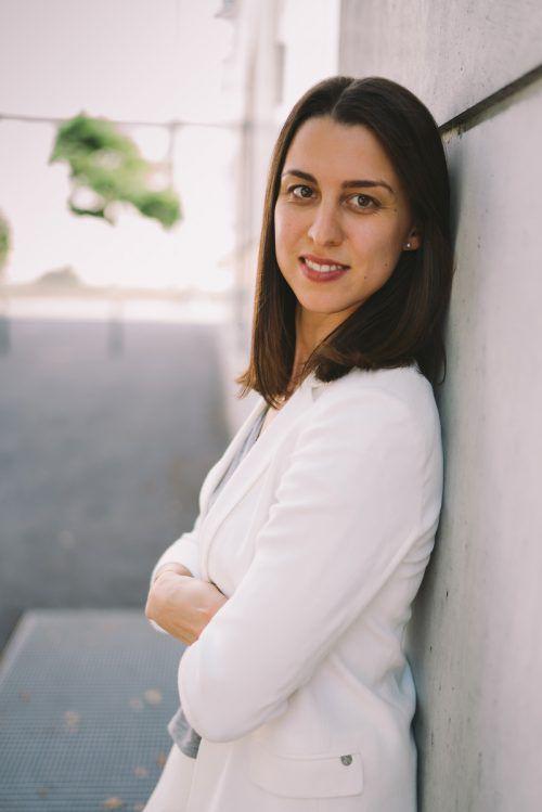 Julia Grahammer übernimmt die Geschäftsführung der JWV. C. Gaethke