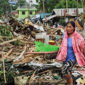Kammuri macht fast eine halbe Million Menschen obdachlos